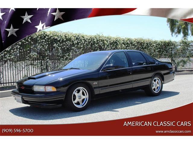 1995 Chevrolet Impala (CC-1208536) for sale in La Verne, California