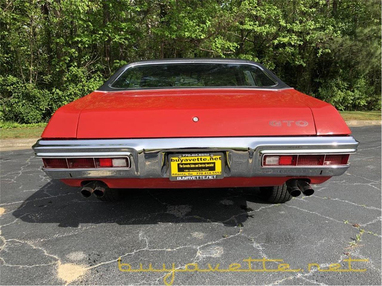 1971 Pontiac GTO (CC-1208537) for sale in Atlanta, Georgia