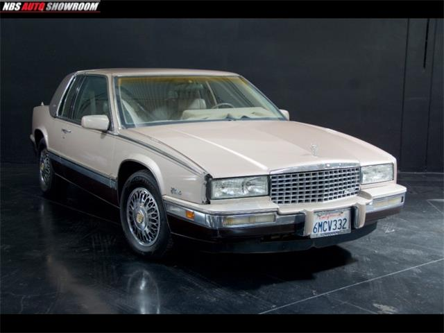 1988 Cadillac Eldorado (CC-1208544) for sale in Milpitas, California