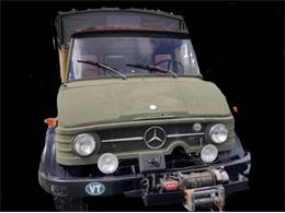 1972 Mercedes-Benz Unimog (CC-1208578) for sale in Cadillac, Michigan