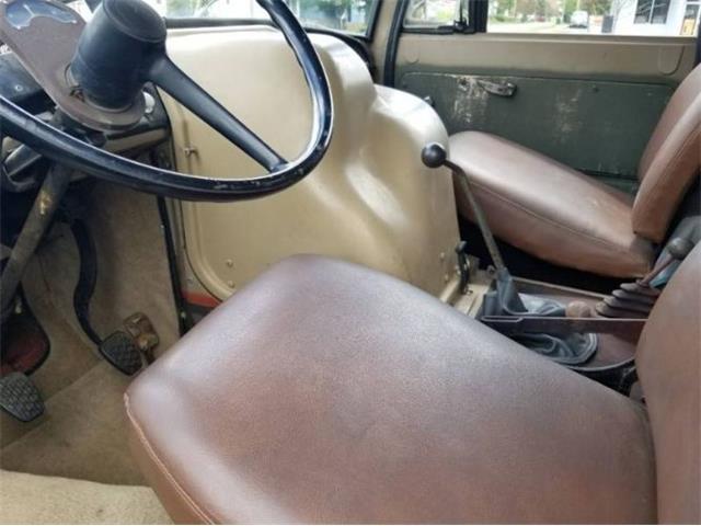 1972 Mercedes-Benz Unimog (CC-1208578) for sale in Cadillac, Michigan