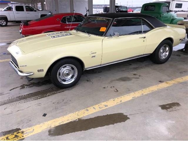 1968 Chevrolet Camaro (CC-1208586) for sale in Cadillac, Michigan