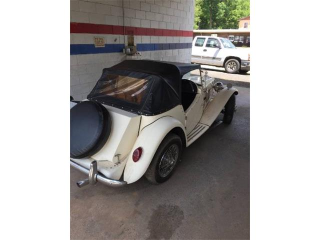 1952 MG TD (CC-1208587) for sale in Cadillac, Michigan