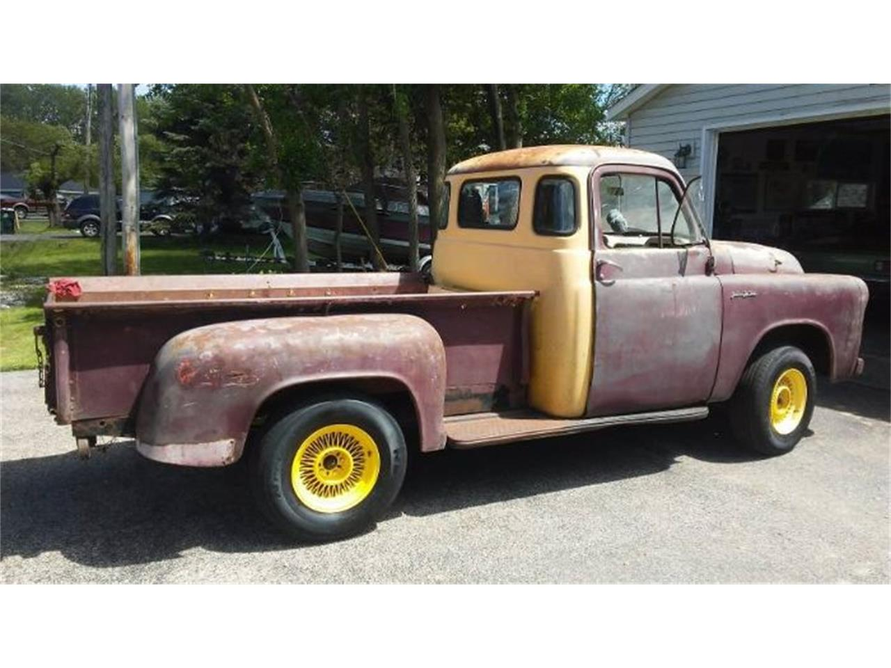 1954 Dodge Pickup (CC-1208608) for sale in Cadillac, Michigan