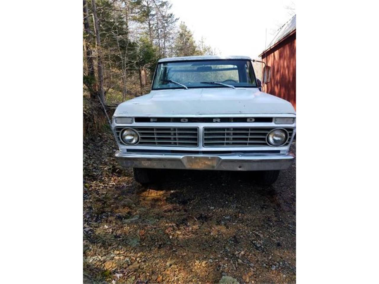 1973 Ford F350 (CC-1208622) for sale in Cadillac, Michigan