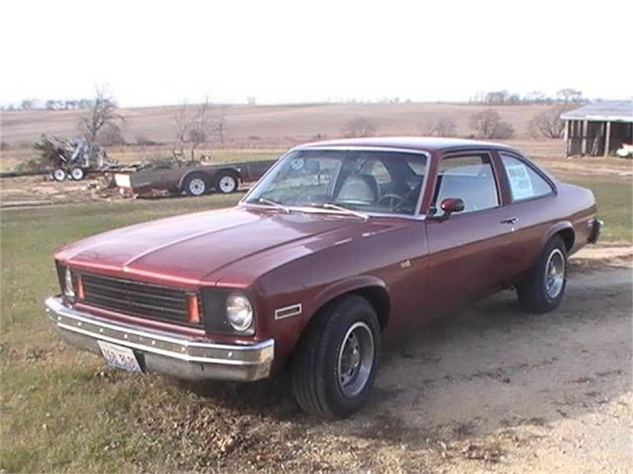 1975 Chevrolet Nova (CC-1208635) for sale in Cadillac, Michigan