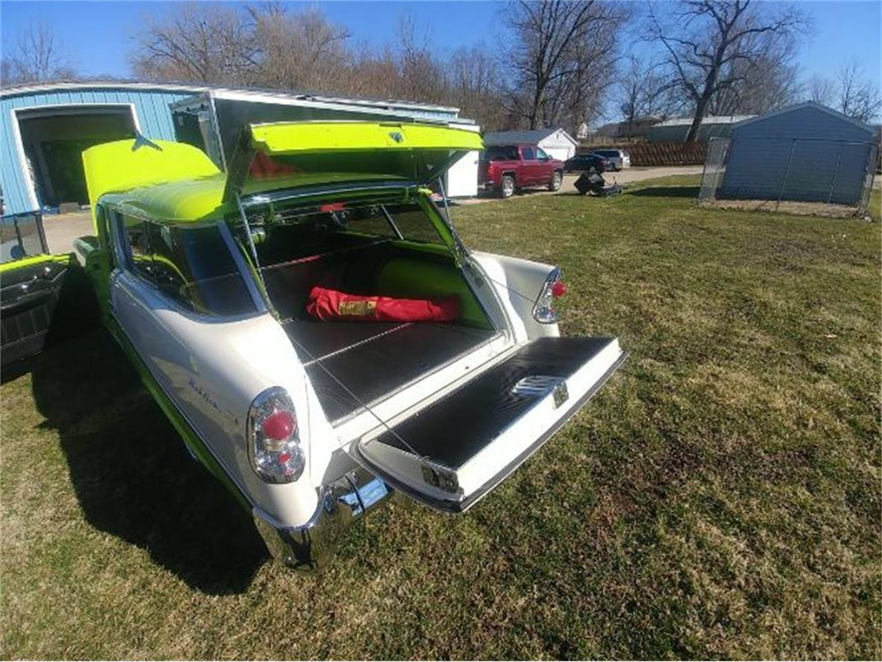 1956 Chevrolet Nomad (CC-1208638) for sale in Cadillac, Michigan