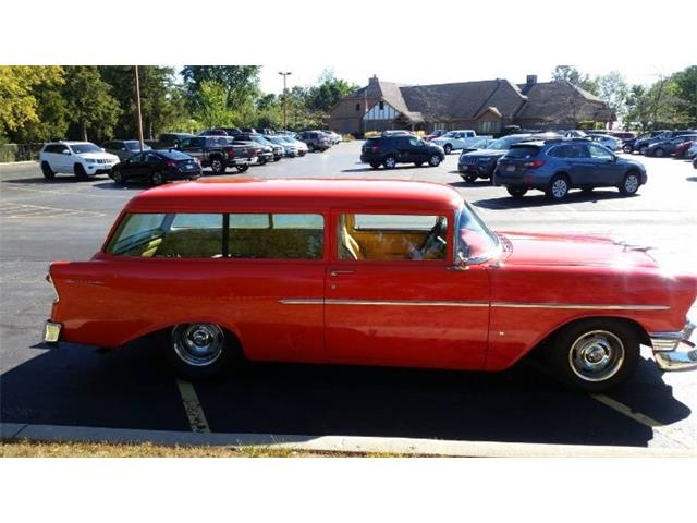 1956 Chevrolet Wagon (CC-1208642) for sale in Cadillac, Michigan