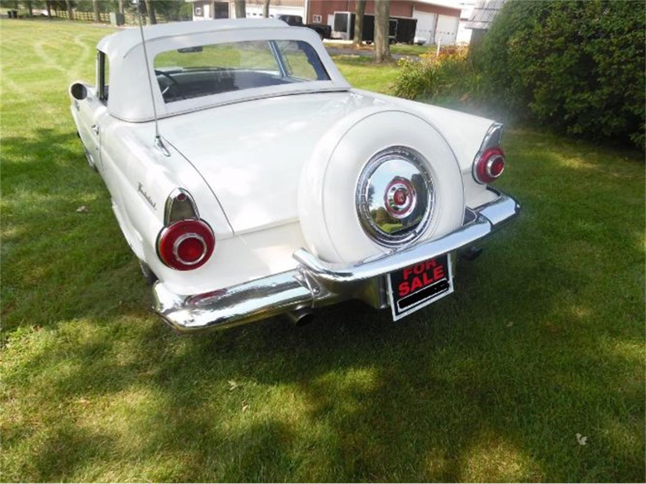 1956 Ford Thunderbird (CC-1208646) for sale in Cadillac, Michigan