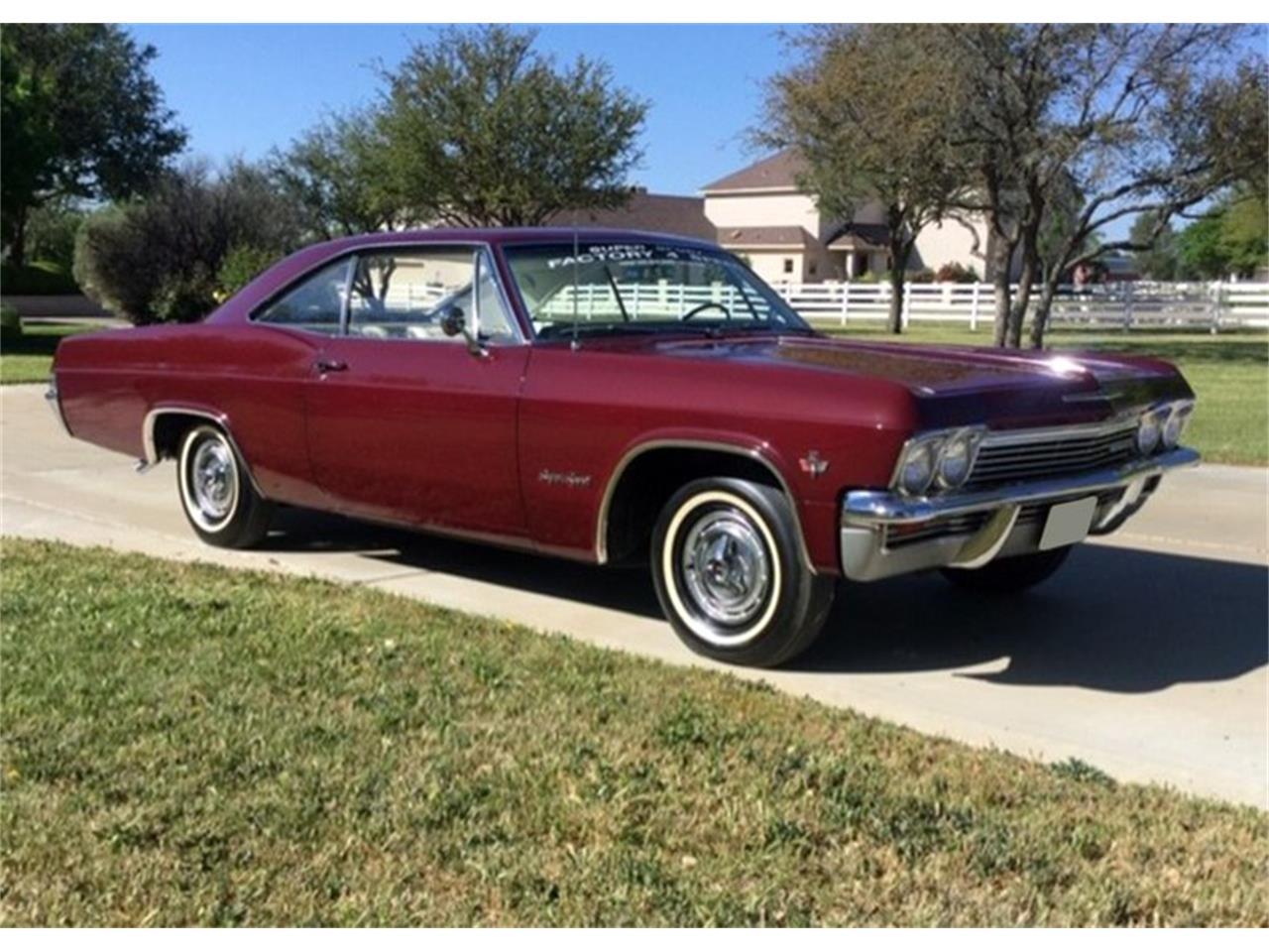 Kelebihan Chevrolet Impala 1965 Spesifikasi
