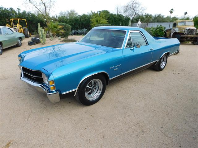 1971 Chevrolet El Camino (CC-1200887) for sale in Scottsdale, Arizona