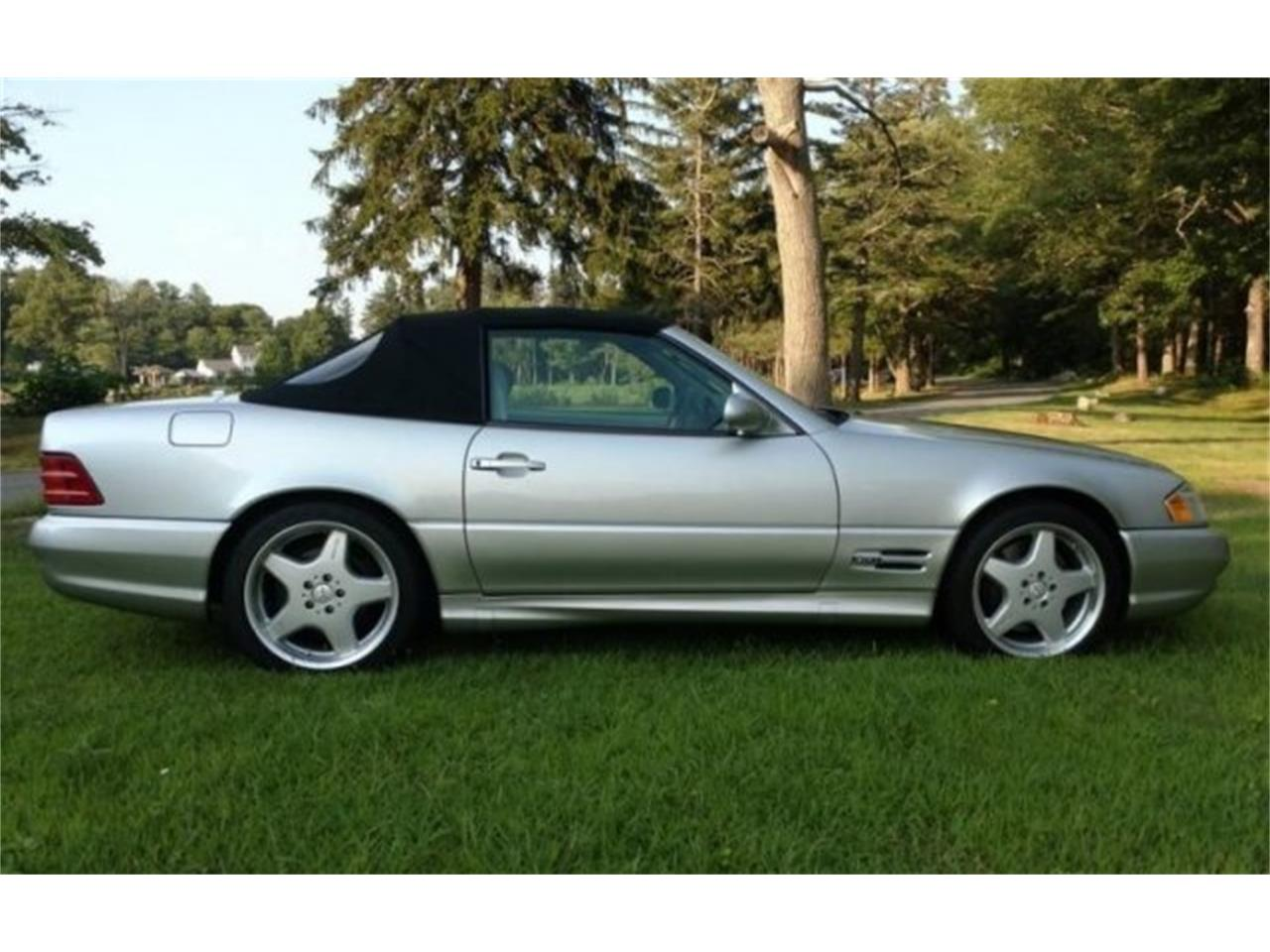 2000 mercedes benz sl500 for sale classiccars com cc 1200888 2000 mercedes benz sl500 for sale