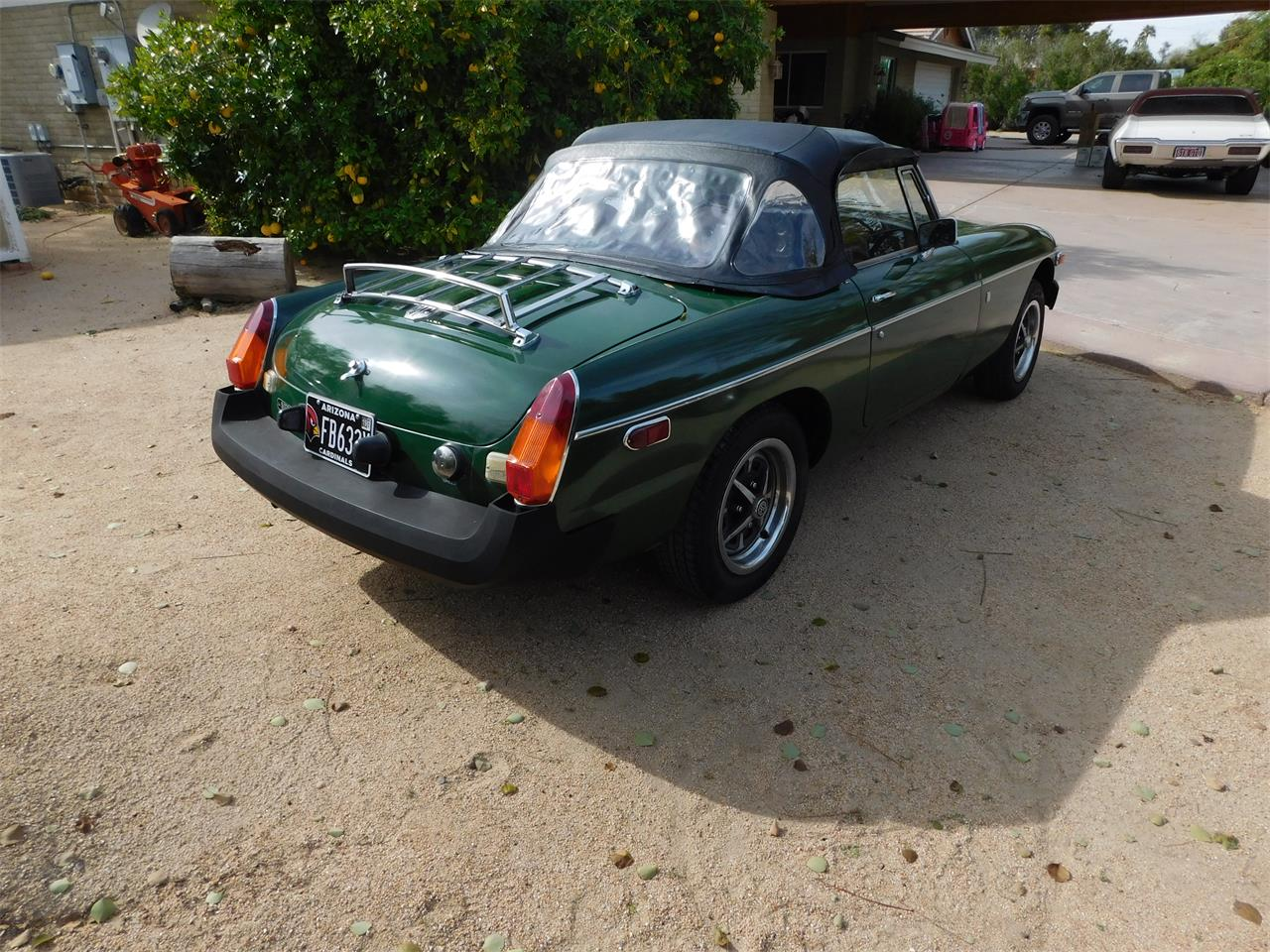 1977 MG MGB (CC-1200892) for sale in Scottsdale, Arizona