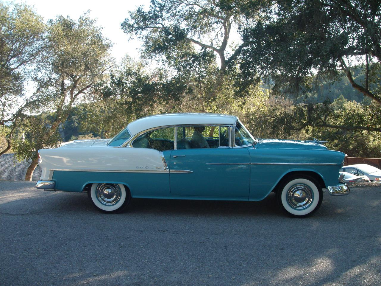 1955 Chevrolet Bel Air (CC-1209034) for sale in Paso Robles, California