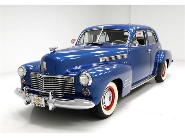 1941 Cadillac 2-Dr Sedan (CC-1200904) for sale in Morgantown, Pennsylvania