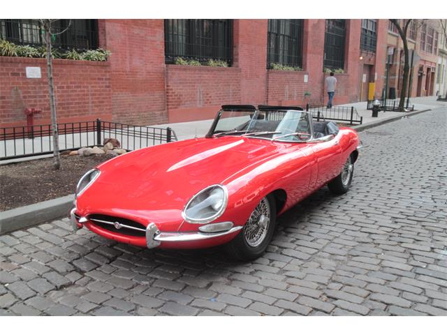 1967 Jaguar XKE (CC-1209056) for sale in New York, New York