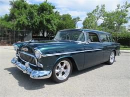 1955 Chevrolet Bel Air Nomad (CC-1209088) for sale in Simi Valley, California
