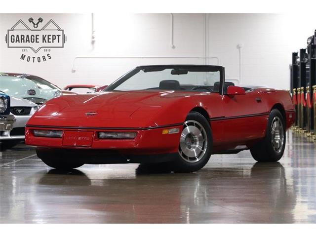 1987 Chevrolet Corvette (CC-1209101) for sale in Grand Rapids, Michigan