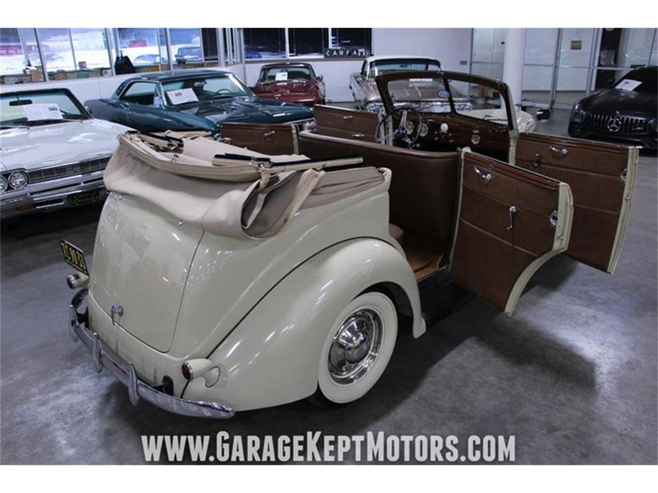 1937 Ford Deluxe (CC-1209117) for sale in Grand Rapids, Michigan
