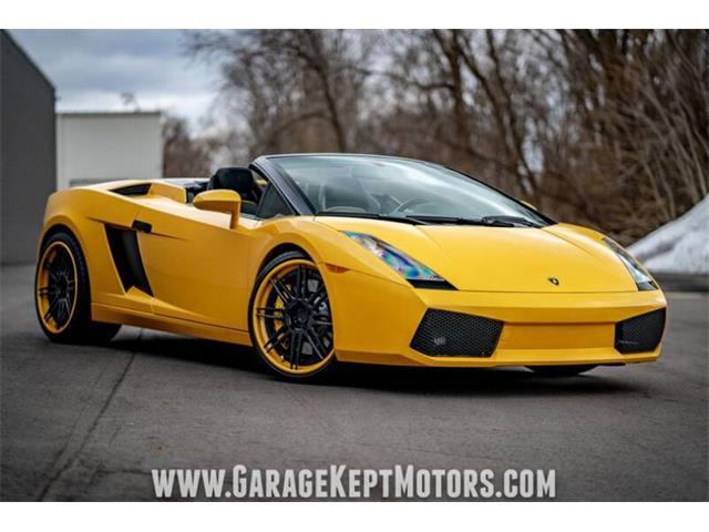 2008 Lamborghini Gallardo (CC-1209123) for sale in Grand Rapids, Michigan