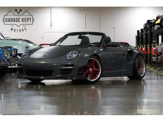 2008 Porsche 911 (CC-1209124) for sale in Grand Rapids, Michigan