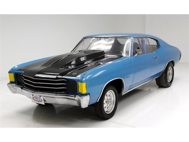 1971 Chevrolet Chevelle (CC-1209183) for sale in Morgantown, Pennsylvania
