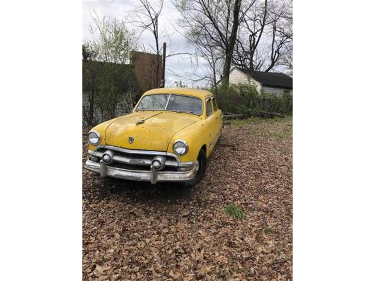 1951 Ford Custom (CC-1200092) for sale in Cadillac, Michigan