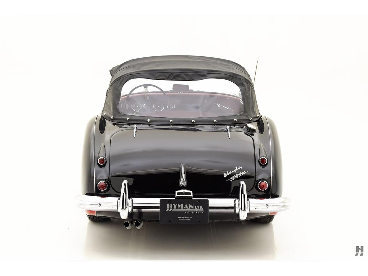 1962 Austin-Healey 3000 Mark II (CC-1209211) for sale in Saint Louis, Missouri