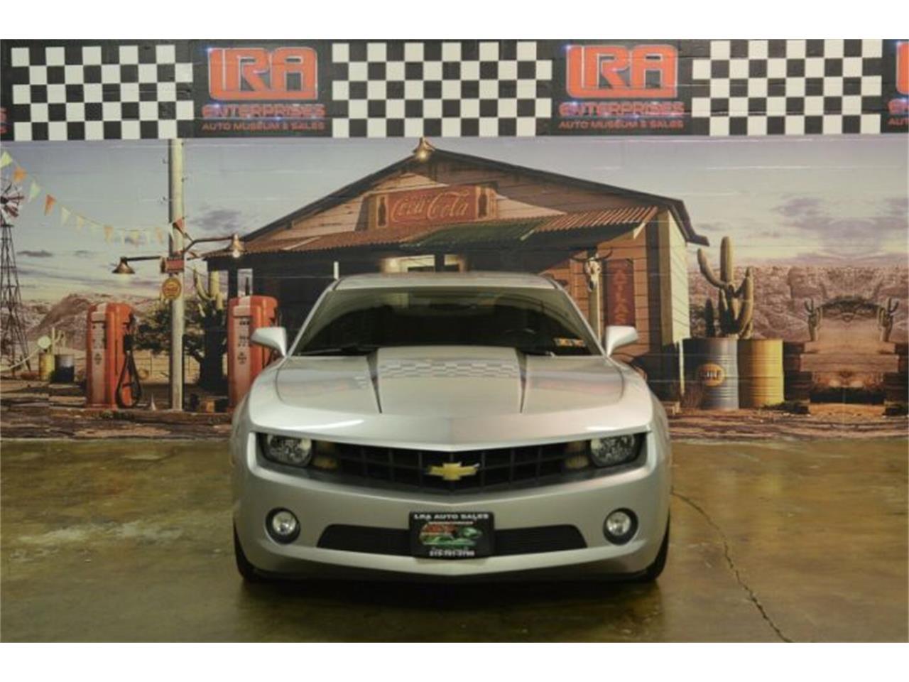 2013 Chevrolet Camaro (CC-1209237) for sale in Cadillac, Michigan