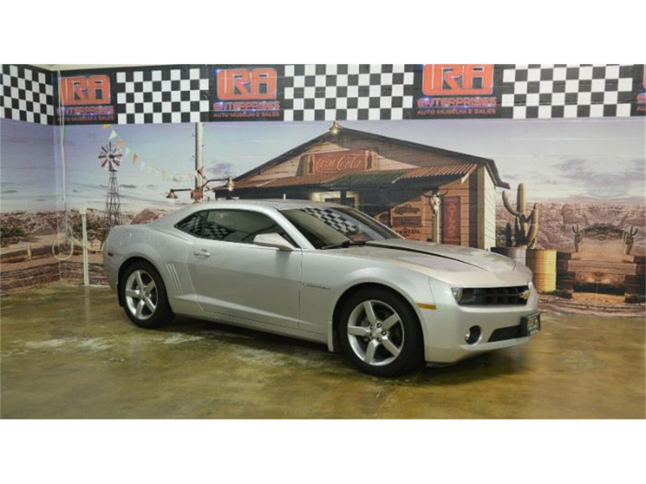 2013 Chevrolet Camaro (CC-1209237) for sale in Cadillac, Michigan