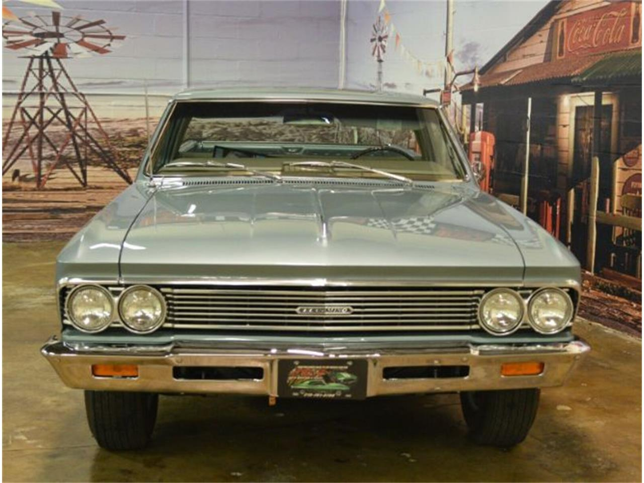 1966 Chevrolet El Camino (CC-1209241) for sale in Cadillac, Michigan