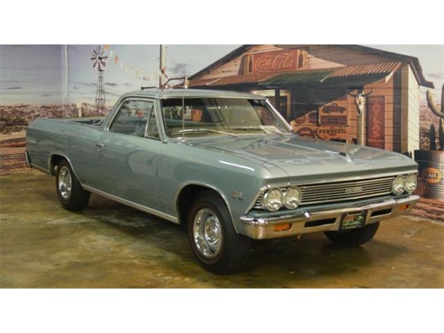1966 Chevrolet El Camino (CC-1209241) for sale in Cadillac, Michigan