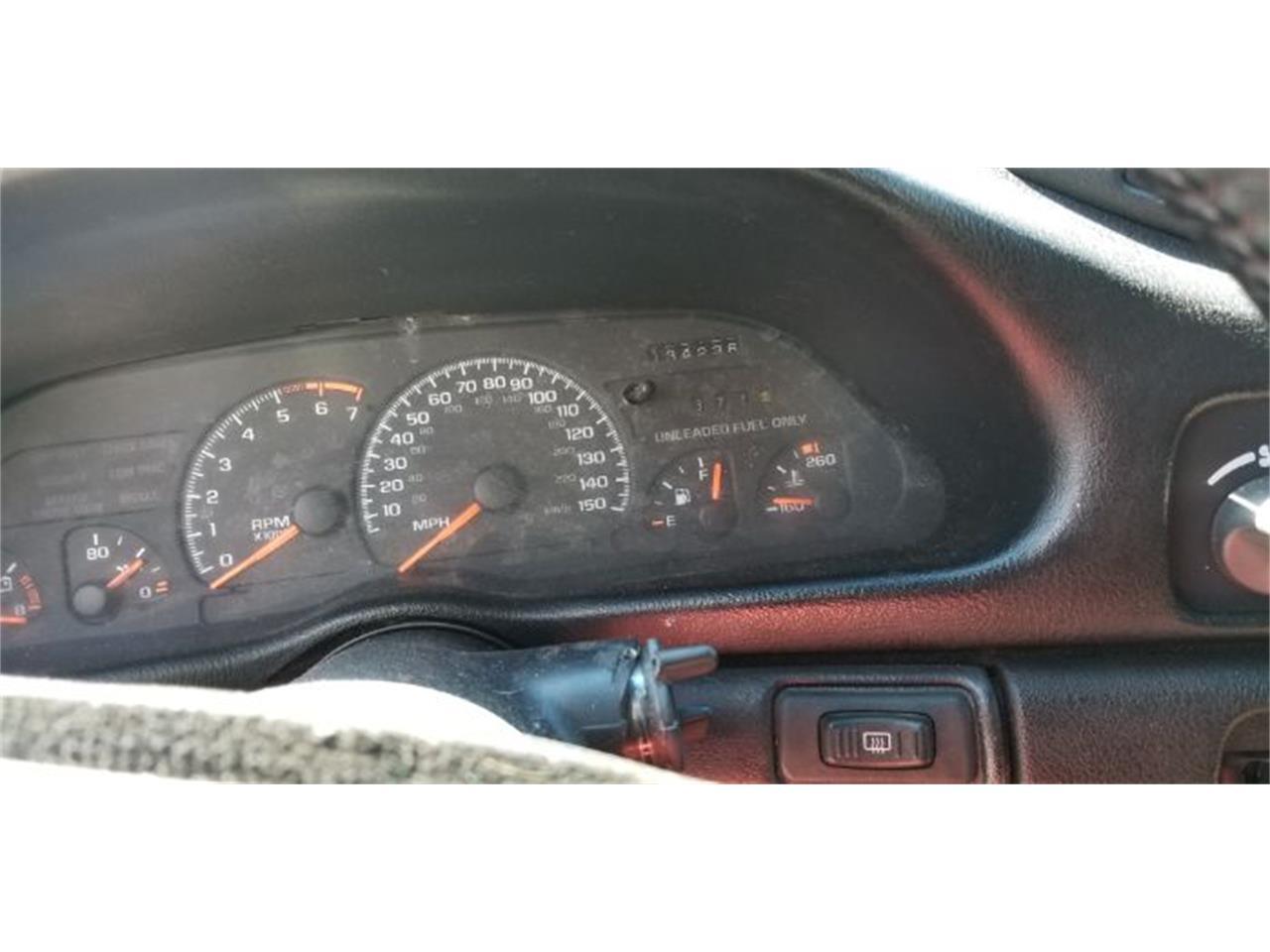1994 Chevrolet Camaro (CC-1209245) for sale in Cadillac, Michigan