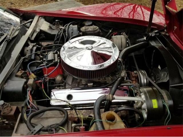 1979 Chevrolet Corvette (CC-1209249) for sale in Cadillac, Michigan