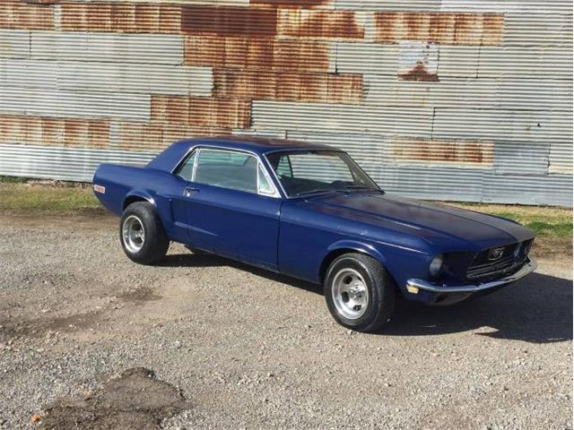 1968 Ford Mustang (CC-1209256) for sale in Cadillac, Michigan