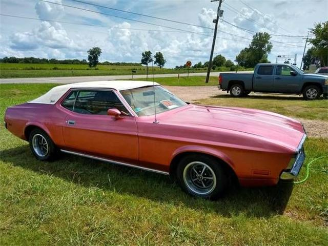 1972 Ford Mustang (CC-1209259) for sale in Cadillac, Michigan