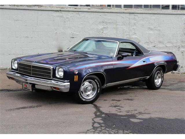 1974 Chevrolet El Camino (CC-1209263) for sale in Cadillac, Michigan