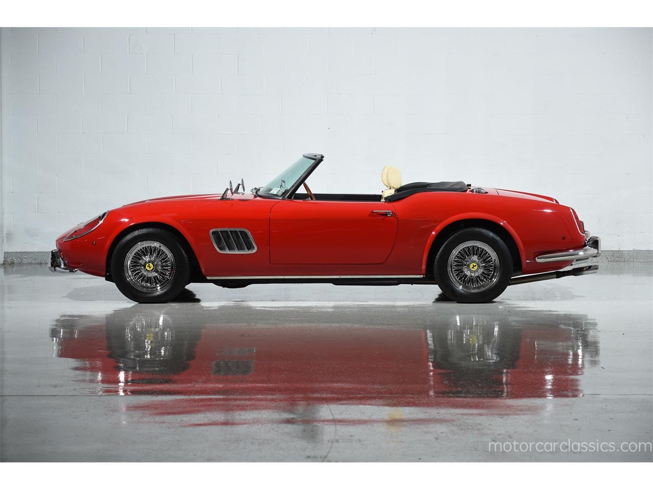 1962 Ferrari 250 GT California Spyder SWB (CC-1209280) for sale in Farmingdale, New York