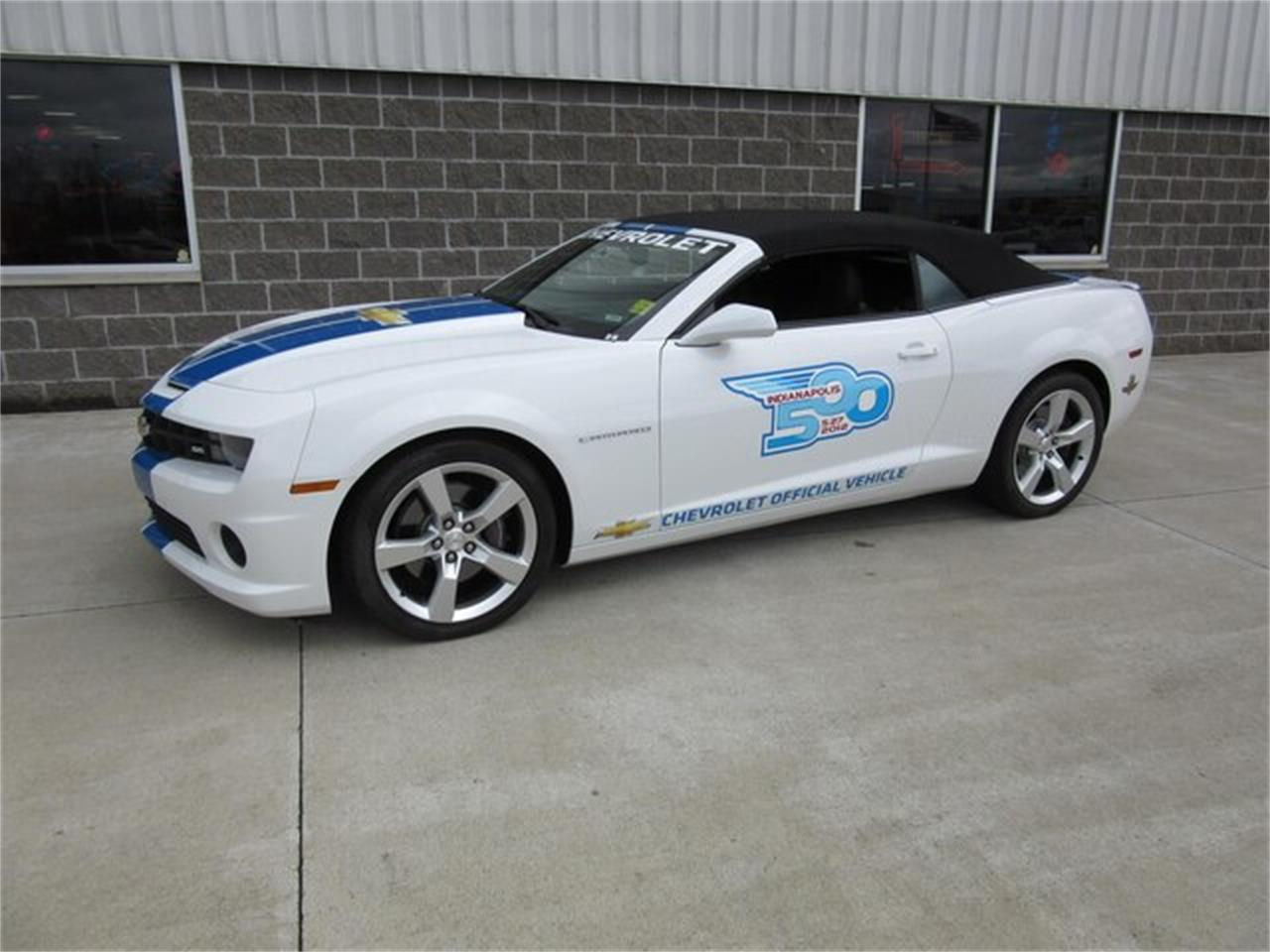 2012 Chevrolet Camaro (CC-1209316) for sale in Greenwood, Indiana