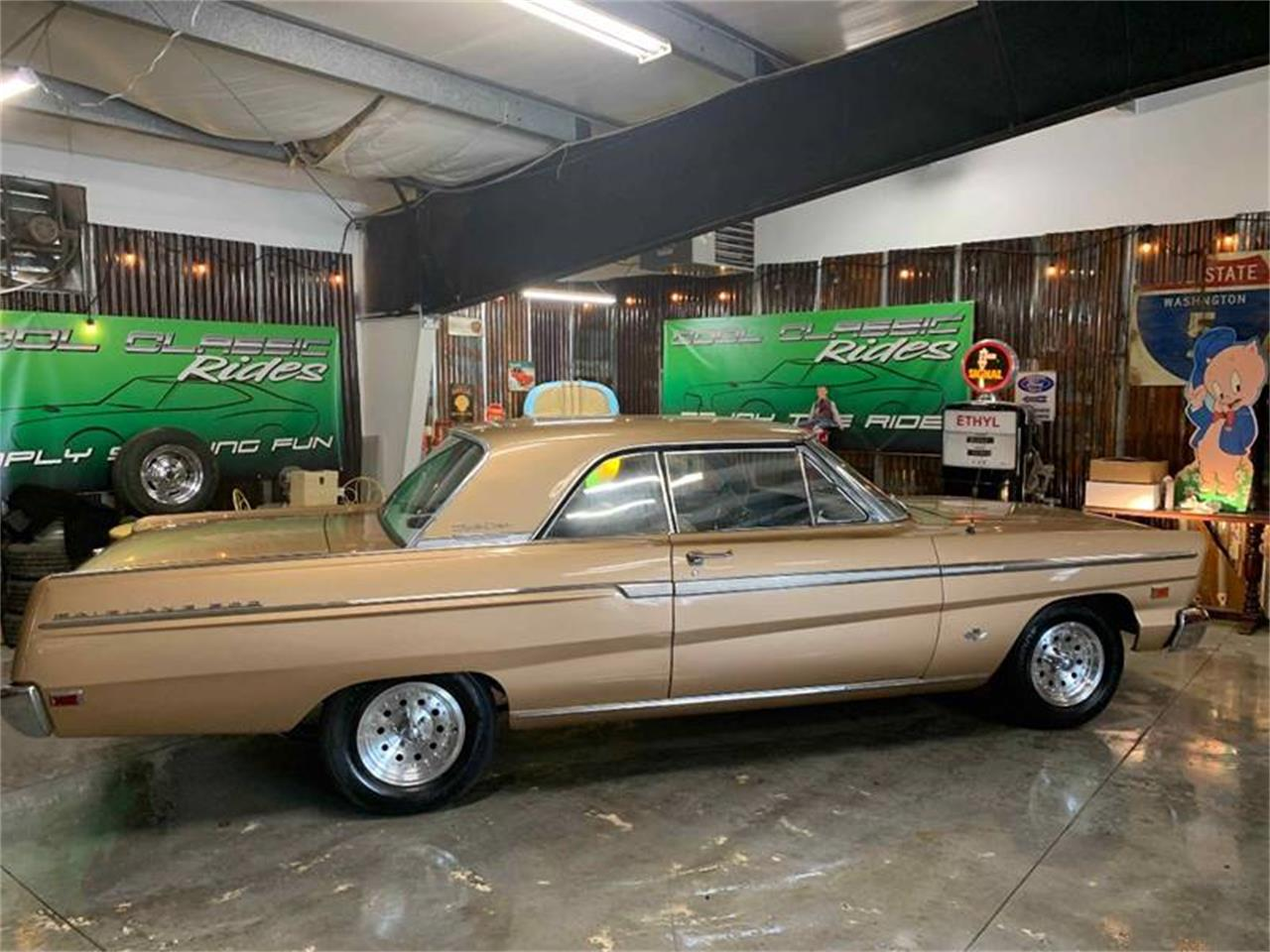 1965 Ford Fairlane 500 (CC-1209320) for sale in Redmond, Oregon