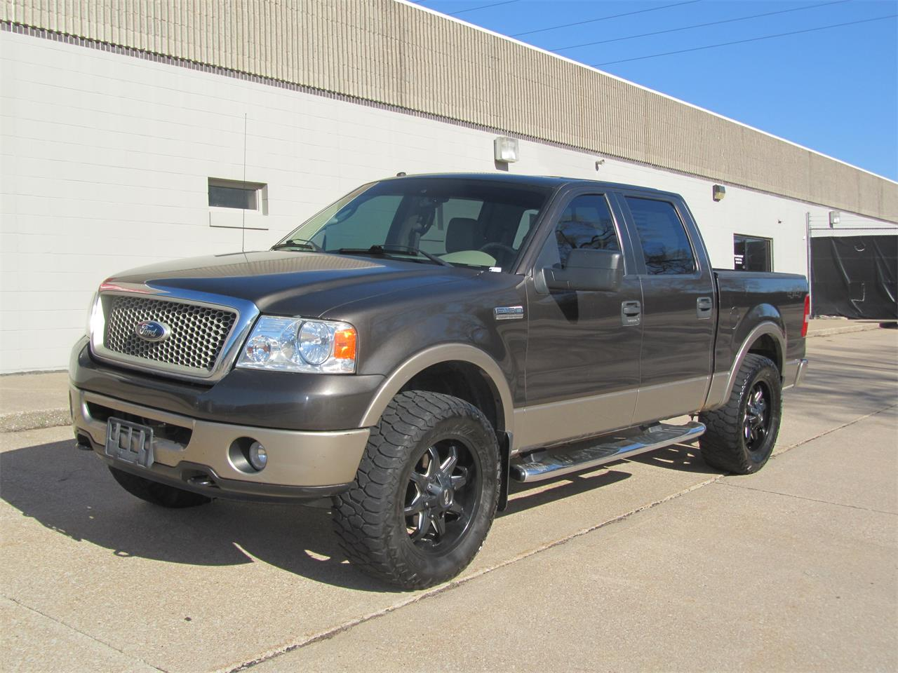 2006 F150 For Sale >> 2006 Ford F150 For Sale Classiccars Com Cc 1209329