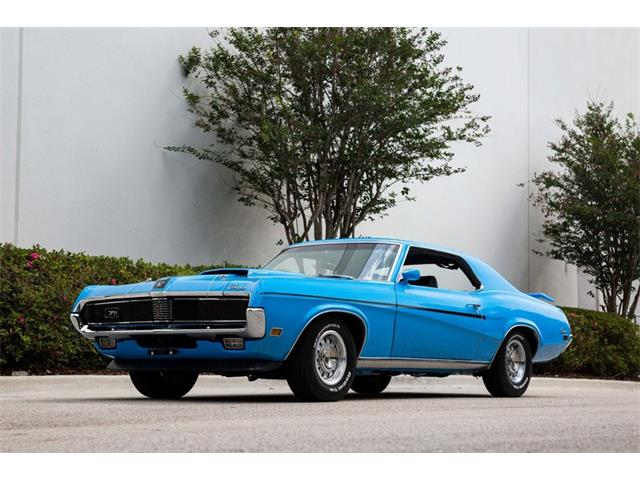 1969 Mercury Cougar (CC-1209337) for sale in Orlando, Florida