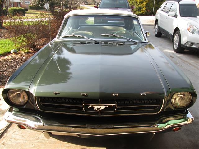 1965 Ford Mustang (CC-1209371) for sale in Greenville, South Carolina