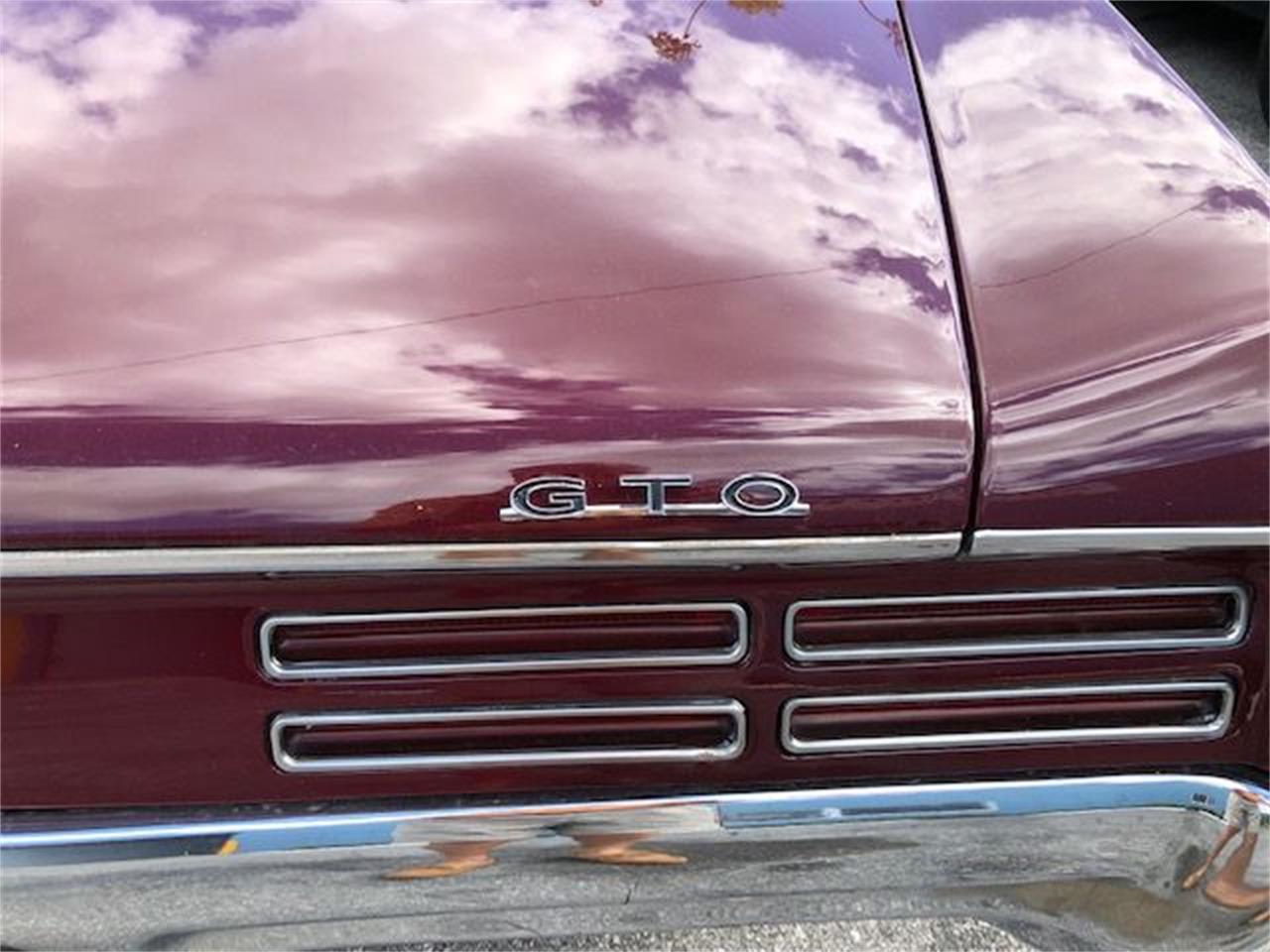 1967 Pontiac GTO (CC-1209372) for sale in Boca Raton, Florida