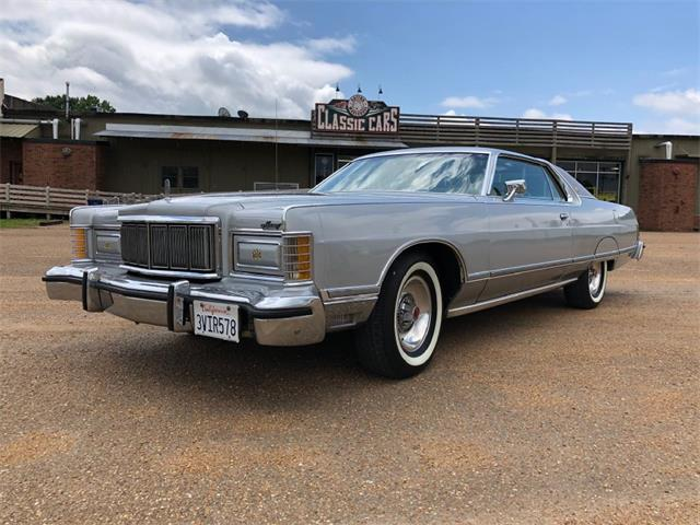 1978 Mercury Grand Marquis (CC-1209374) for sale in Batesville, Mississippi