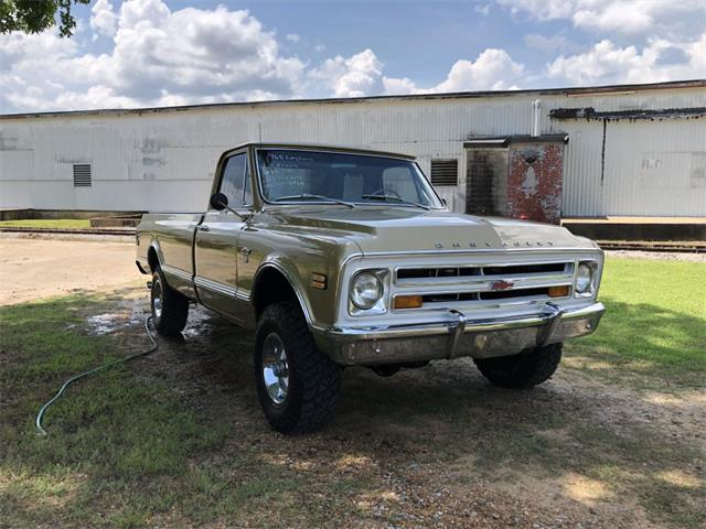 1968 Chevrolet Pickup (CC-1209379) for sale in Batesville, Mississippi