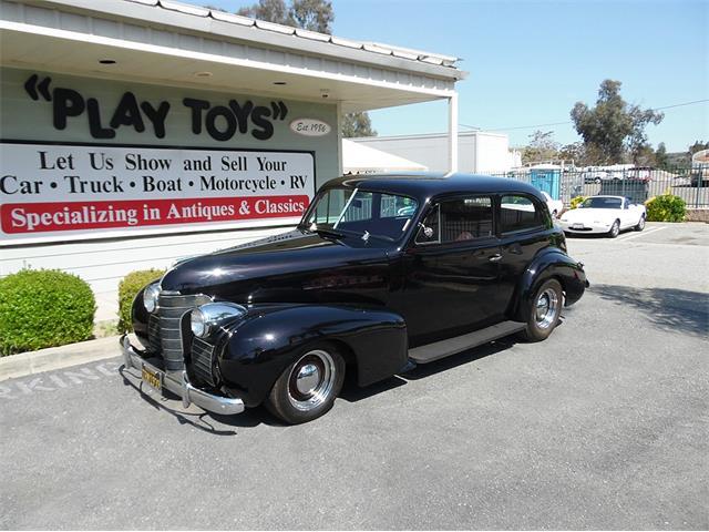 1939 Oldsmobile 2-Dr Sedan (CC-1209393) for sale in Redlands, California