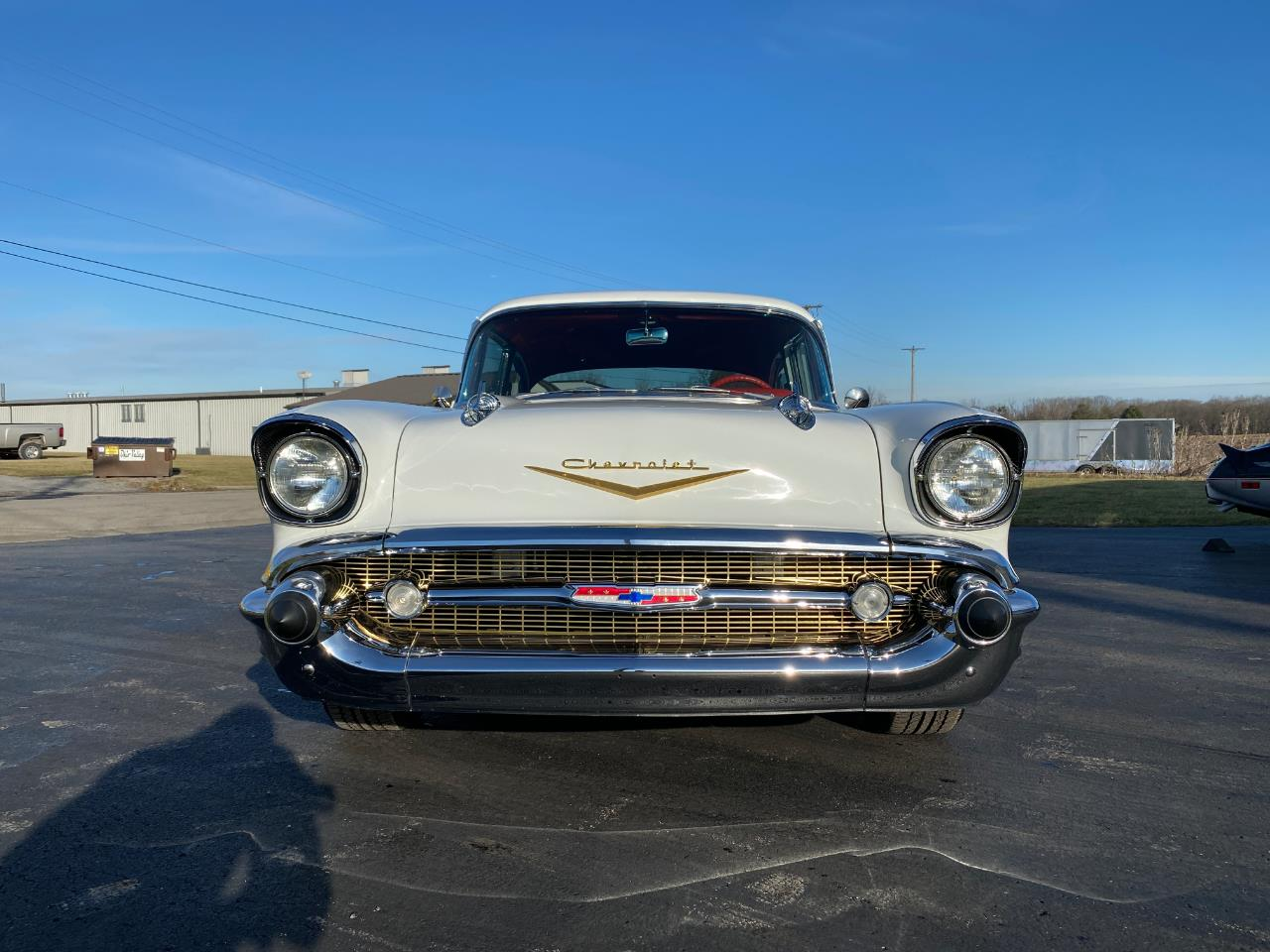 1957 Chevrolet Bel Air (CC-1209420) for sale in North Canton, Ohio