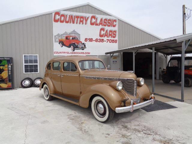 1938 DeSoto Custom (CC-1209423) for sale in Staunton, Illinois