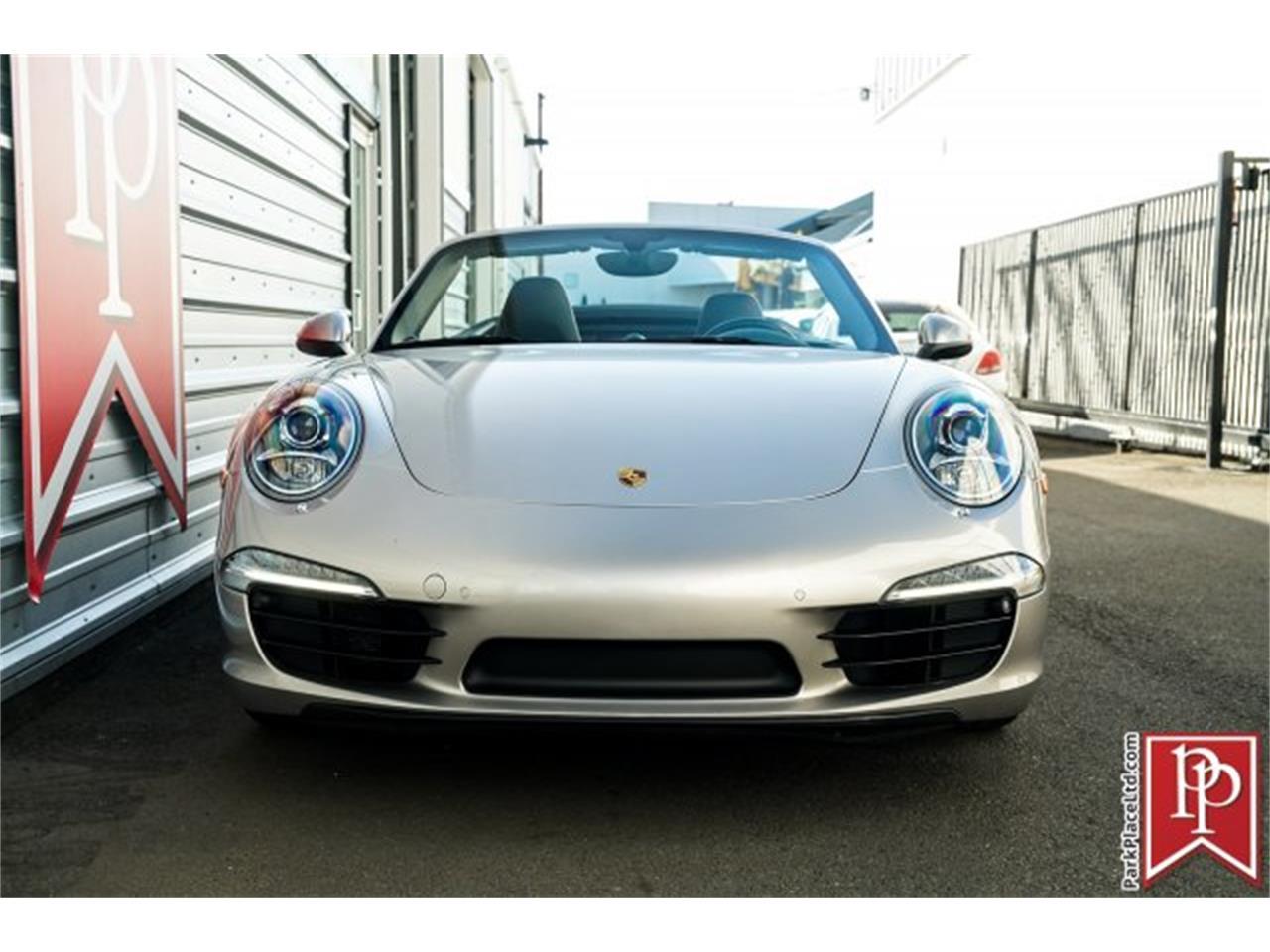 2013 Porsche 911 (CC-1209438) for sale in Bellevue, Washington